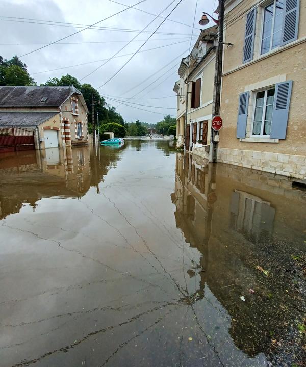 Inondations du 13 et 14 juillet